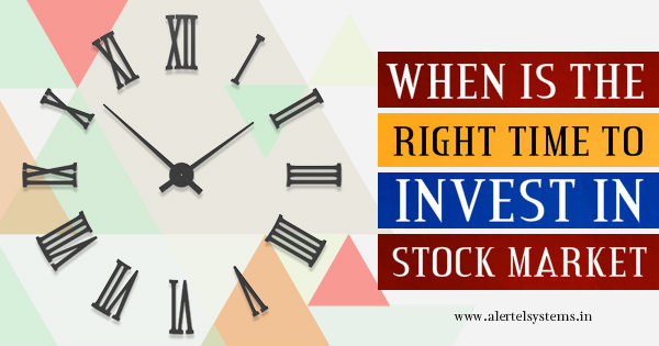 When is the best time to invest in stock market