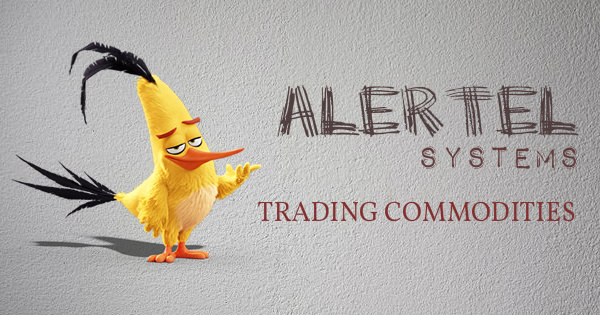Trading system in commodity market